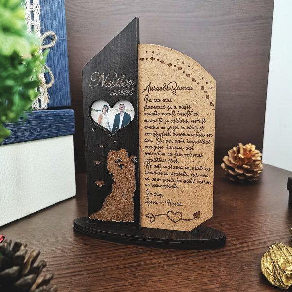 "Cadou personalizat Trofeu - ""Nasilor Nostri"""