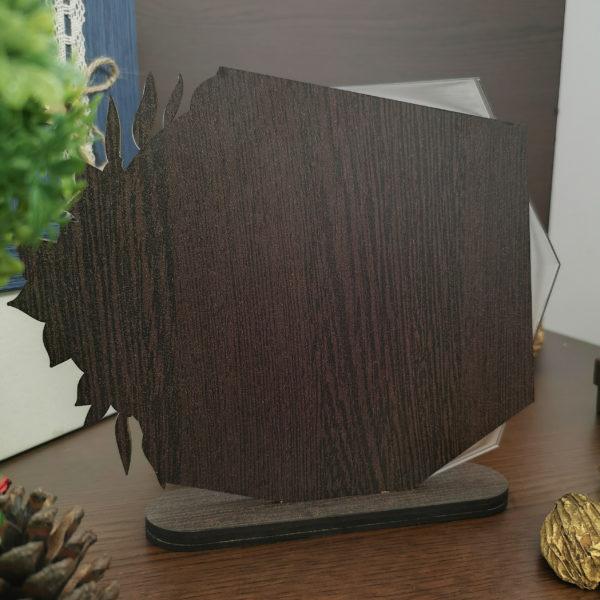 Cadou personalizat Trofeu - Dragii nostri nasi