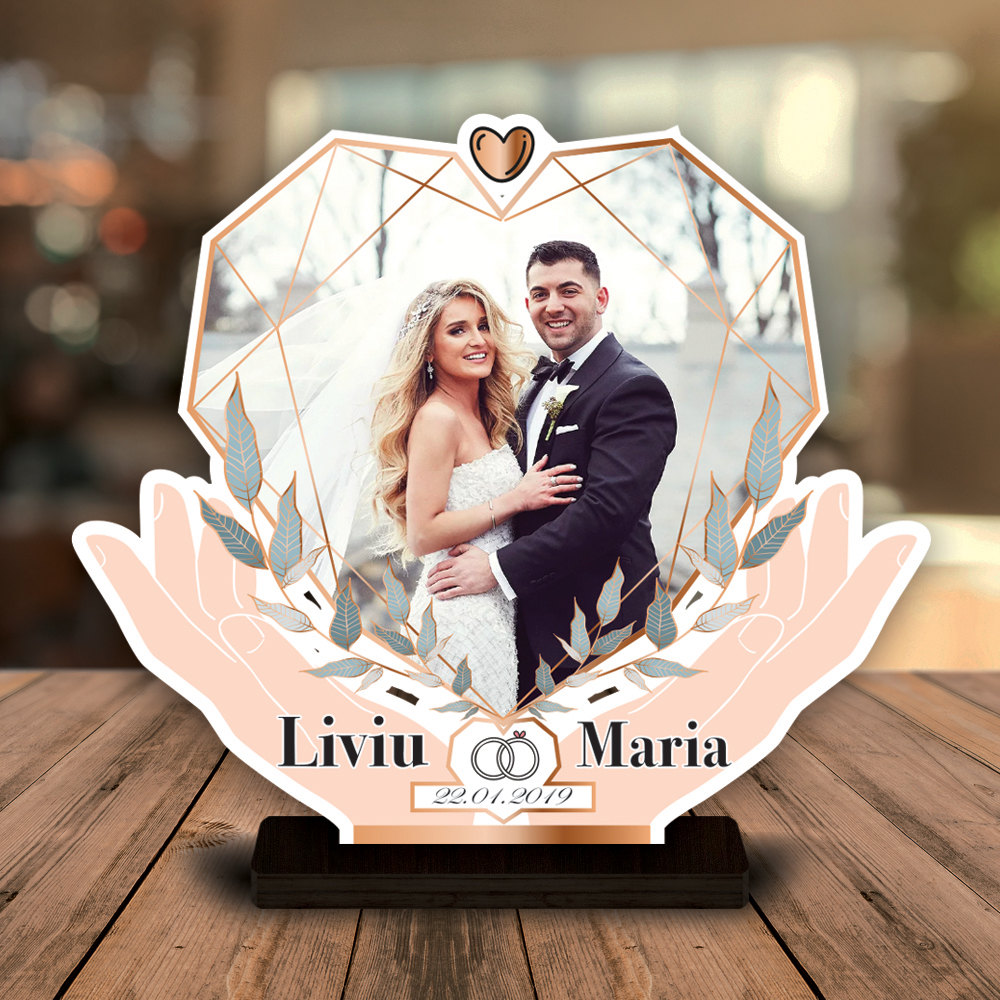 Trofeu Cadou - Aniversare casatorie
